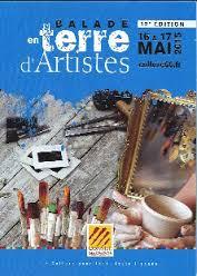 Balades en terre d'artistes 2015