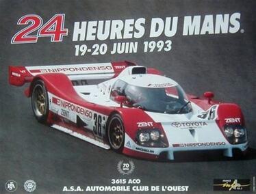 Le Mans 1993 I