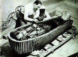 Howard Carter et Toutankhamon