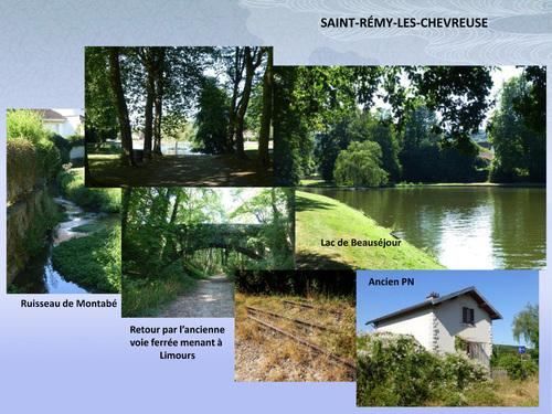 Balade à Saint-Rémy-les-Chevreuse