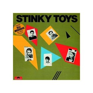 Frenchy But Chic # 71 : Stinky Toys - Plastic Faces (1977)