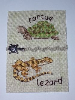 Lézards et tortues