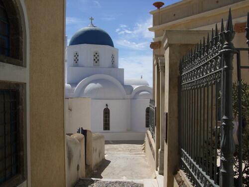 Les Cyclades : Santorin (suite)