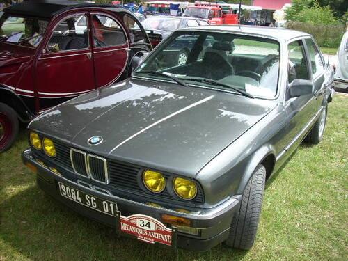 Jean Noel - BMW 520 I  1987