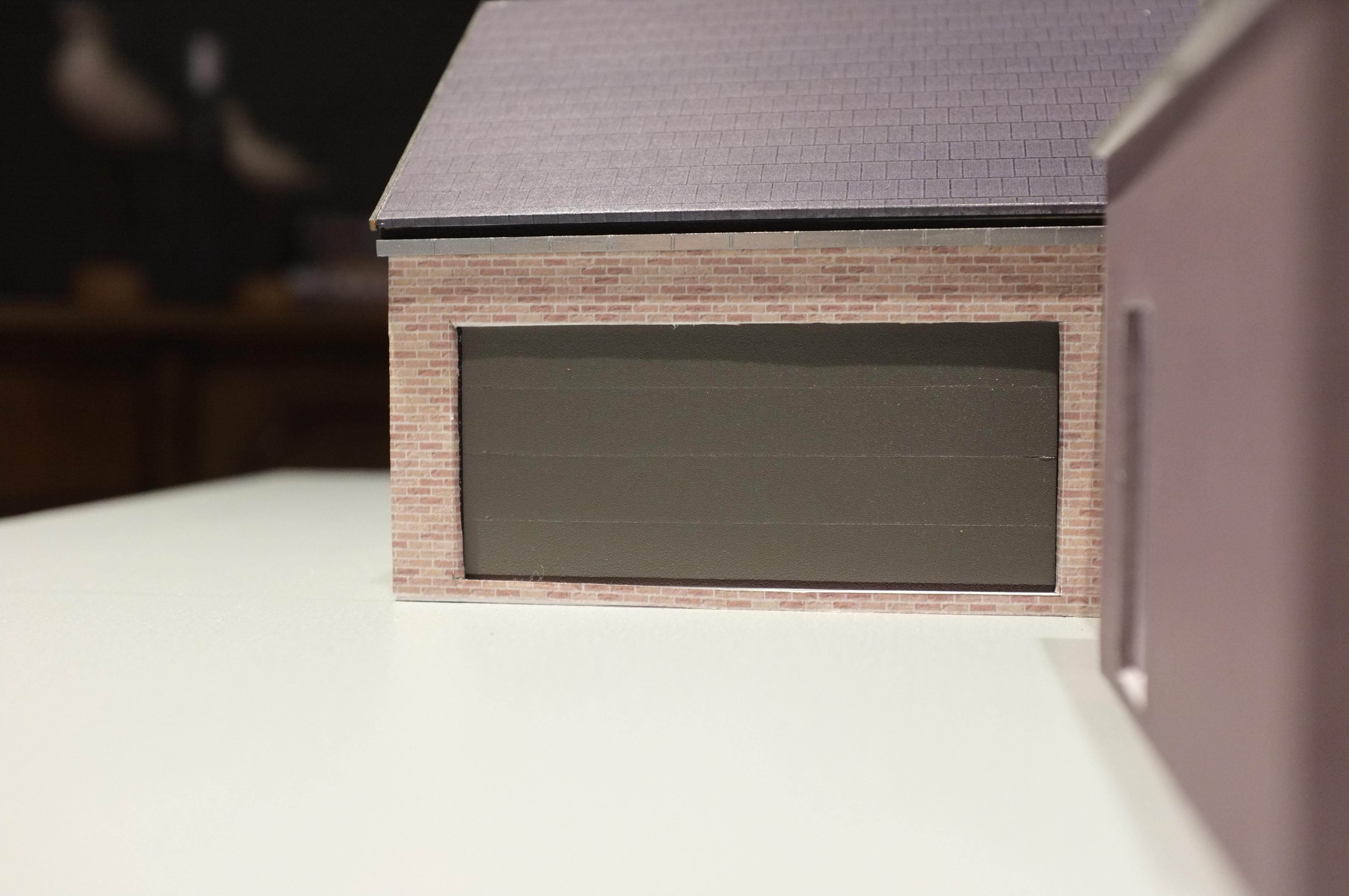 Bekannt Maquette 1/50 de la maison - Construction d'une Maison Thomas et Piron WE77