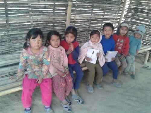 avant gout de photos du Népal