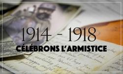 Commémorons l'Armistice