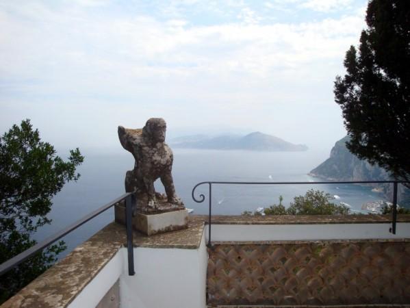 Anacapri, jardins de la villa San Michelle 2