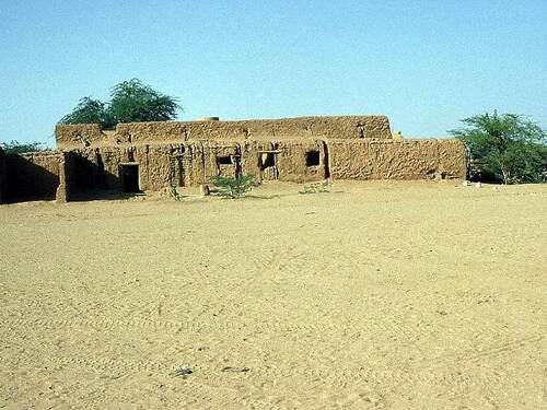 Patrimoine mondial de l'Unesco : Les réserves naturelles de l'Aïr et du Ténéré - Niger -