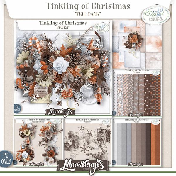 Tinkling of Christmas - collection