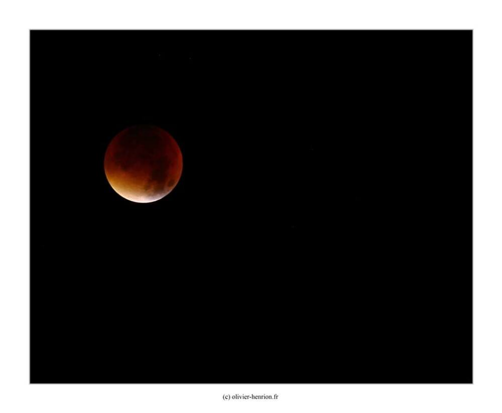 Super-lune de sang !
