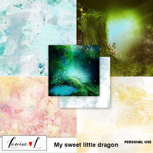 My sweet little dragon