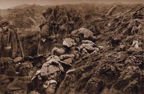 Vrigne-Meuse 11 Novembre 1918