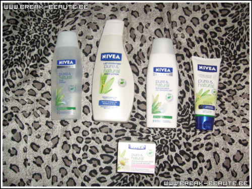 Pure&Natural Nivea