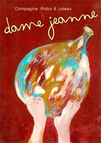 Affiche Dame Jeanne