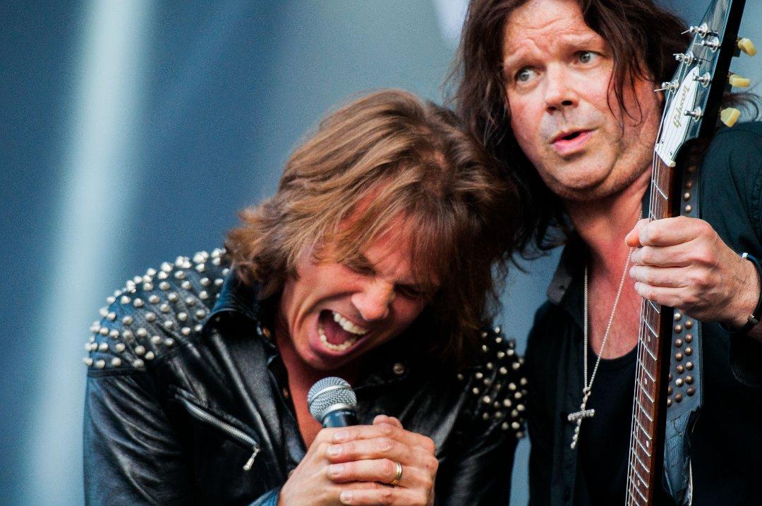 EUROPE : Photos et vidéos du Tons Of Rock en Norvège le 25 juin 2016