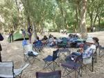 Jeudi 21 juillet - B1er bivouac au Barrage de l'Oued Martil