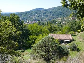 Vers le hameau du Cuinier