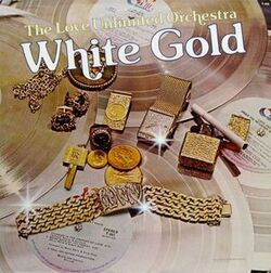 The Love Unlimited Orchestra - White Gold - Complete LP