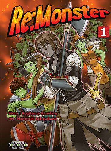 Re:monster - Tome 01 - Kogitsune Kanekiru & Haruyoshi Kobayakawa