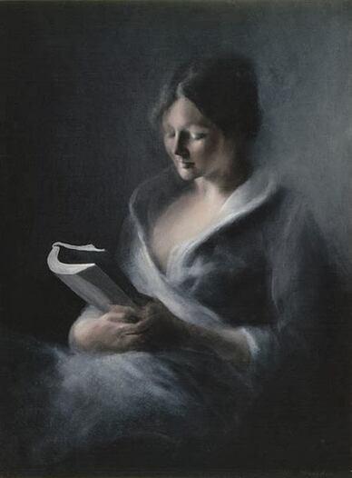 4- Femmes lisant- Peintures 20 eme jusqu'à aujourd'hui