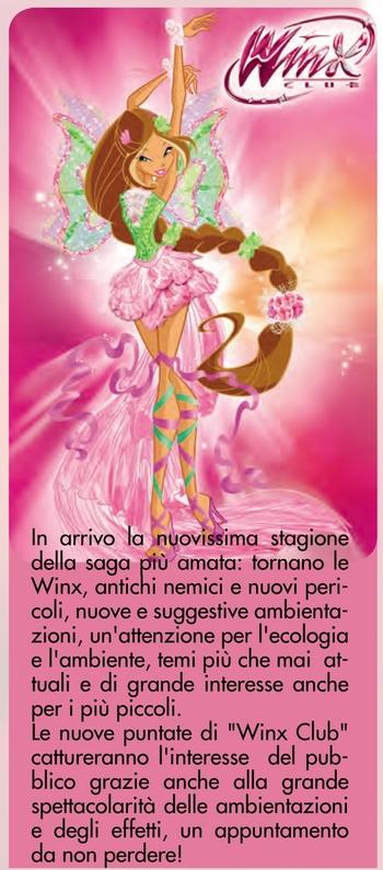 Winx saison 5 italie