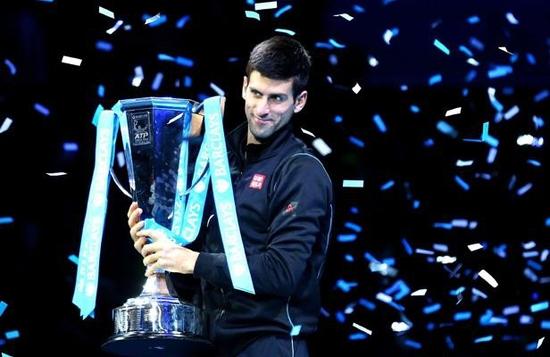 Djokovic maître pour la troisième fois