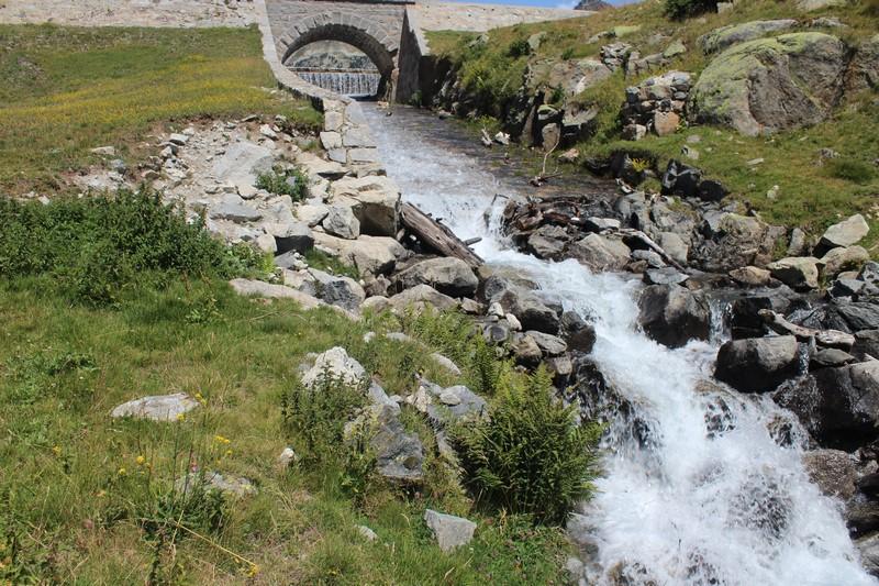 Autour du lac d'Aubert
