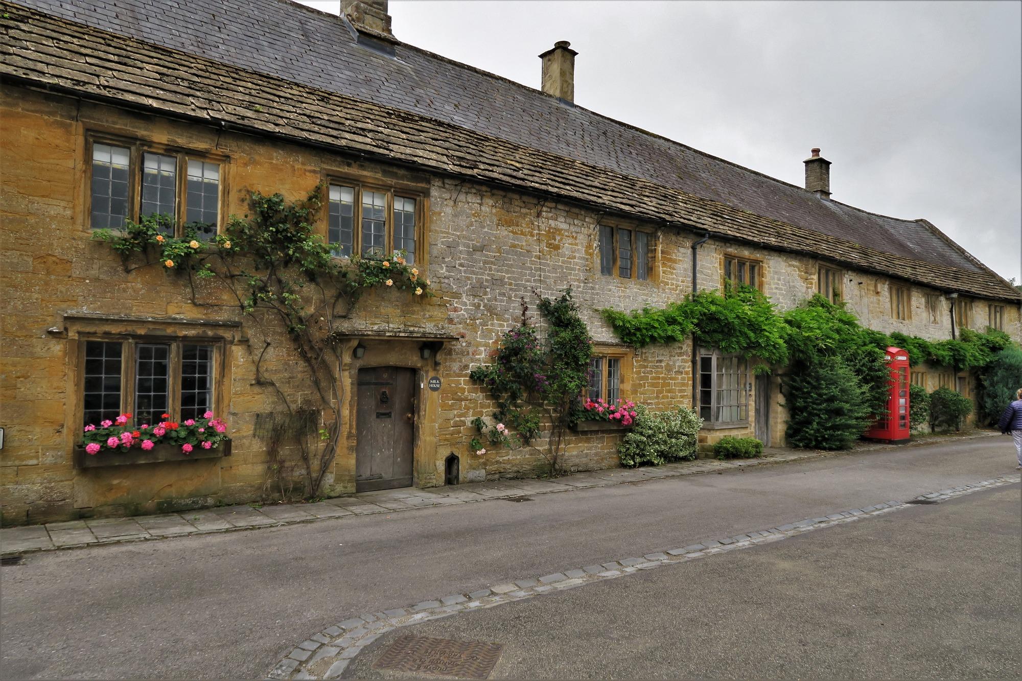MONTACUTE village