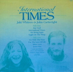 Jaki Whitren & John Cartwright - International Times - Complete LP