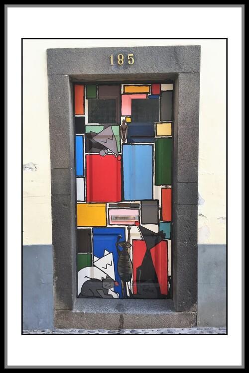 Les portes de Santa Maria