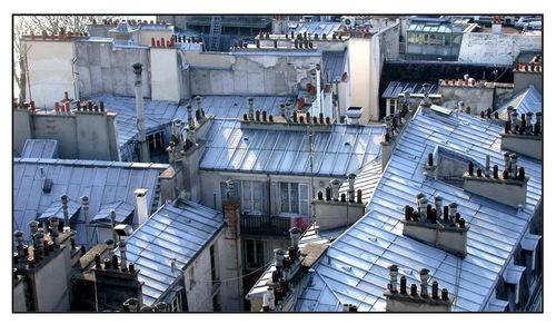 Les couvreurs-zingueurs de Paris au patrimoine mondial immatériel de l'Unesco ?