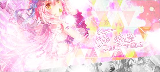 Récompense ♦Cami-sama♦