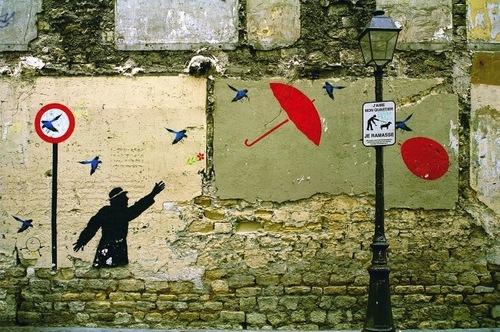 11 - Il pleut sur les murs