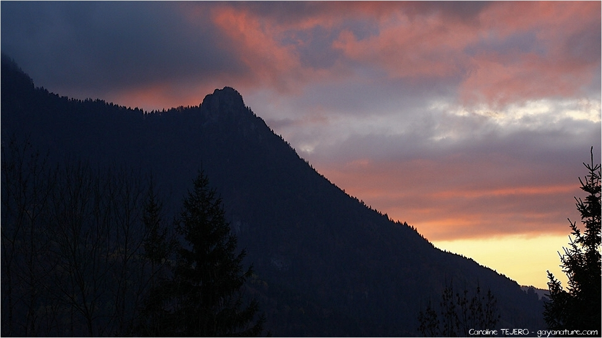 Haute-Savoie: Pointe d'Autigny, signification des trois Croix (3/3)