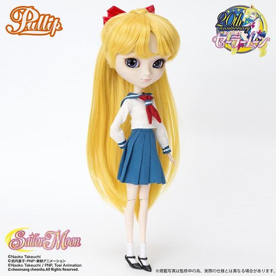 Novembre : Pullip Sailor V