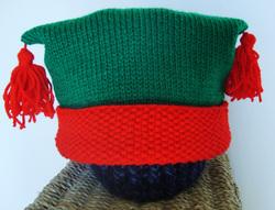 Bonnet Bébé Noël1