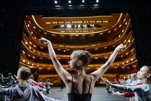 dance ballet backstage inside opera ballet