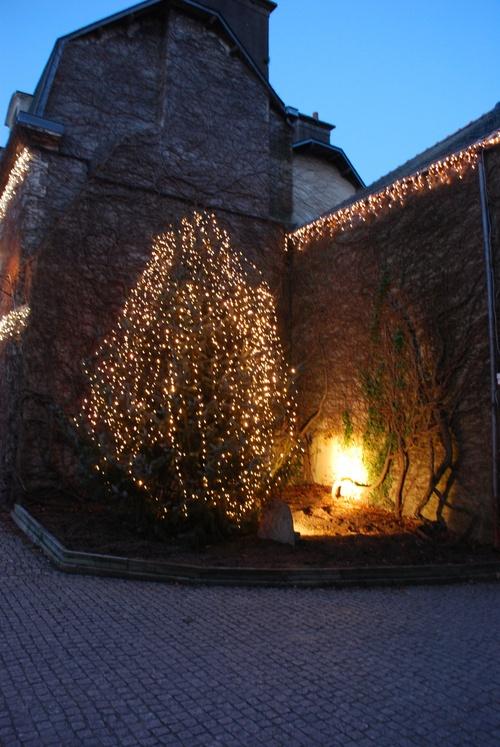 Rochefort en terre à Noël (56220)