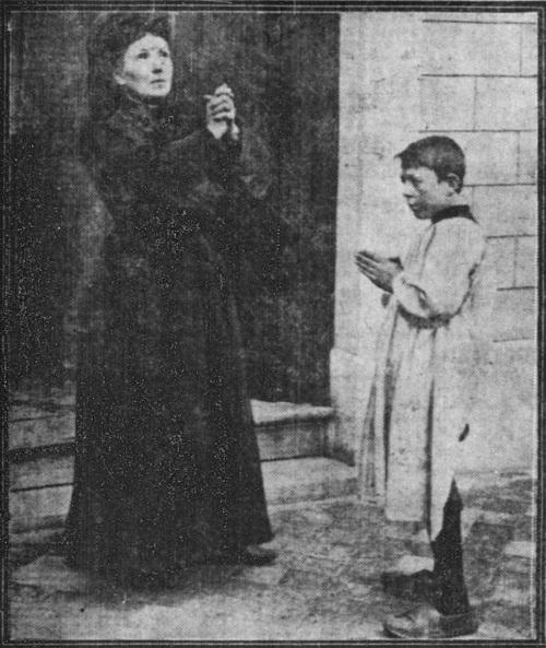 Juliette Vittard et Mlle Vittart