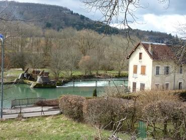 Ornans - La Loue