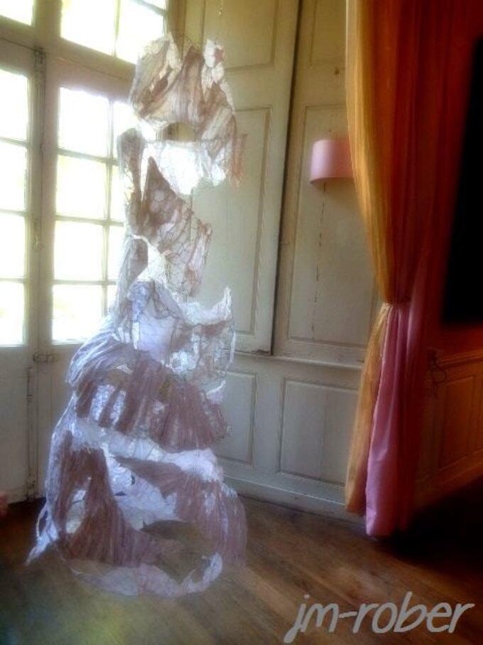 Saint Auvent: Une exposition exceptionnelle au château de Saint Auvent (87) les vingtièmes rencontres d'art contemporain ''thème la révolution''
