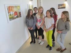 Exposition Regard sur notre école mai 2016