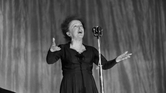 Édith Piaf à l'Olympia