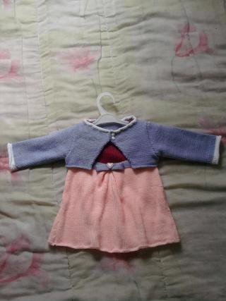 robe bébé