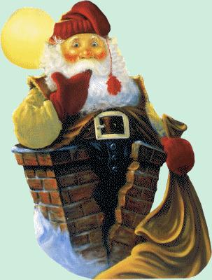 Tubes Père Noël