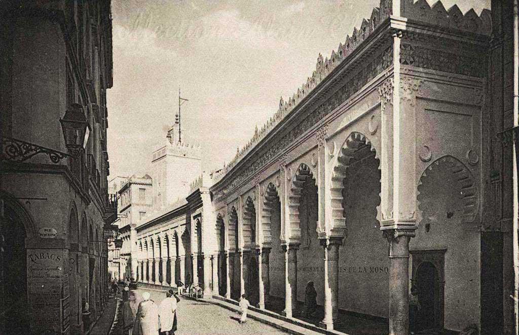 La Mosquée El-Kébir