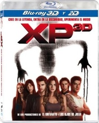 [Blu-ray 3D] XP3D (Paranormal Xperience 3D)