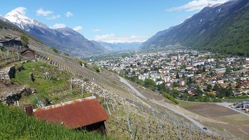 Quelques photos du Valais