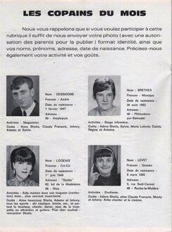 JOURNAL N°45 Mars 1969